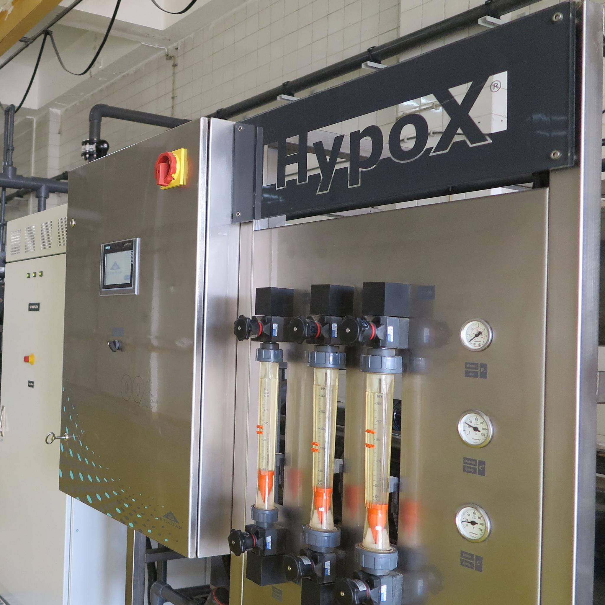Solution image of HypoX® On-site Mix Oxidant Generator