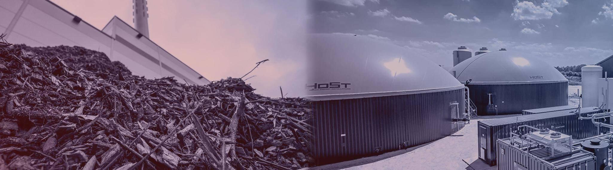 Company banner of HoSt Bioenergy