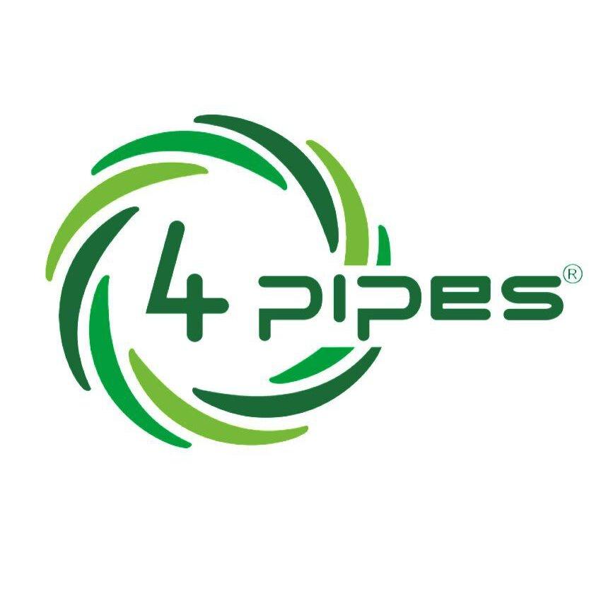Company logo of 4 pipes GmbH