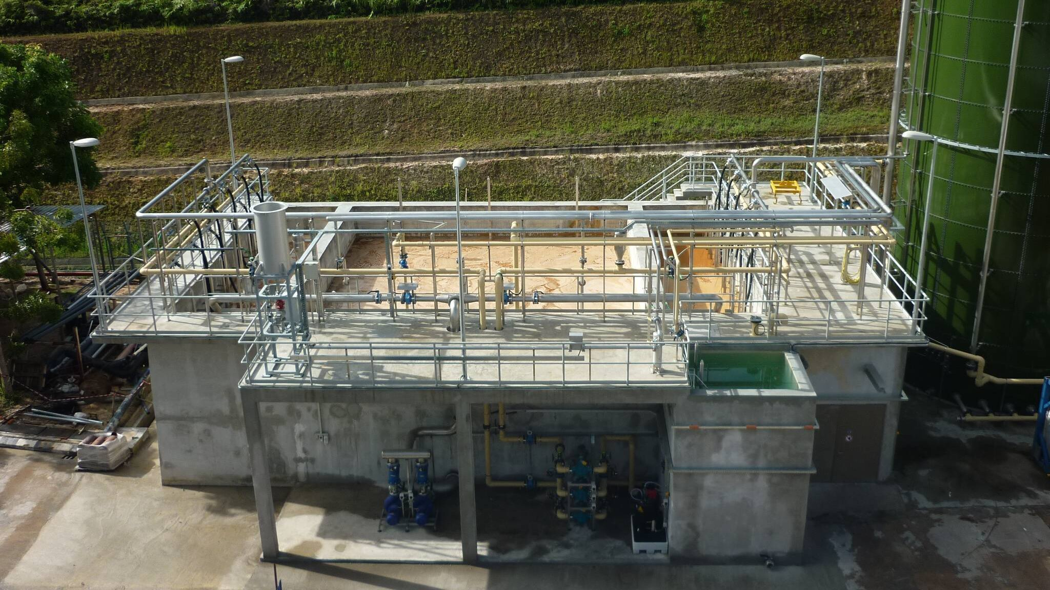 Gallery image 0 - MBR-System in Malaysia, 3.000 m³/d