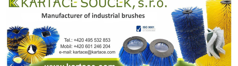 Company banner of Kartace Soucek, s.r.o.